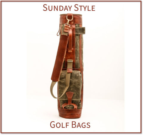 Steurer & Jacoby® Sunday Style Golf Bags