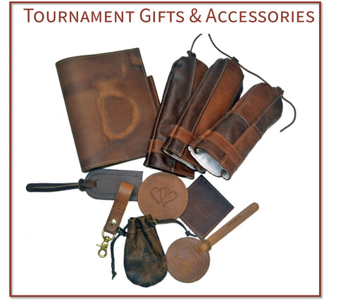 Steurer & Jacoby® Custom Crafted Tournament Gifts & Accessories