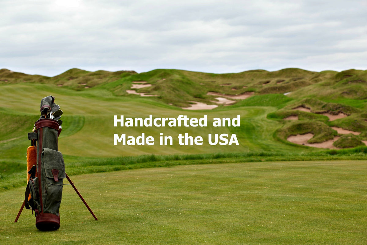 Steurer Jacoby American Made Golf Bags Accessories