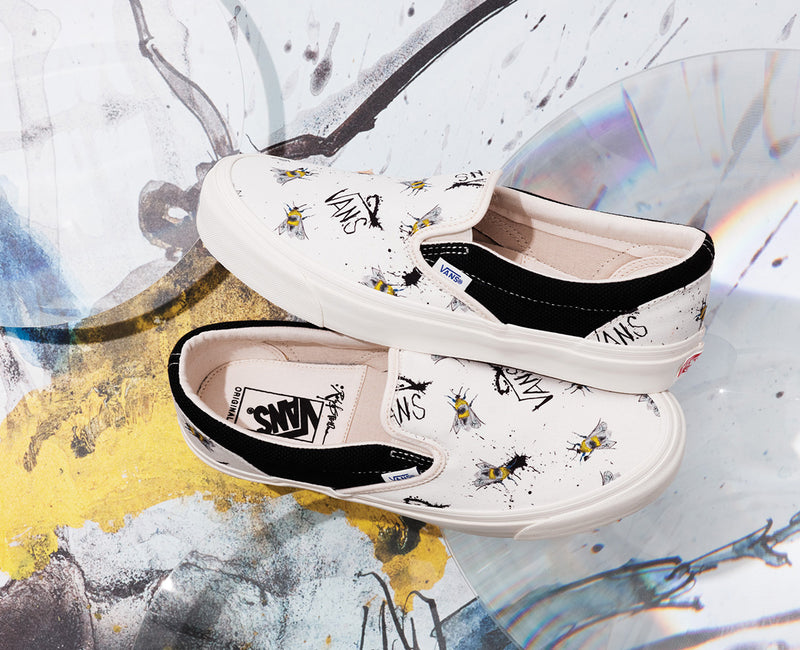 Vault by Vans Partners with Ralph Steadman