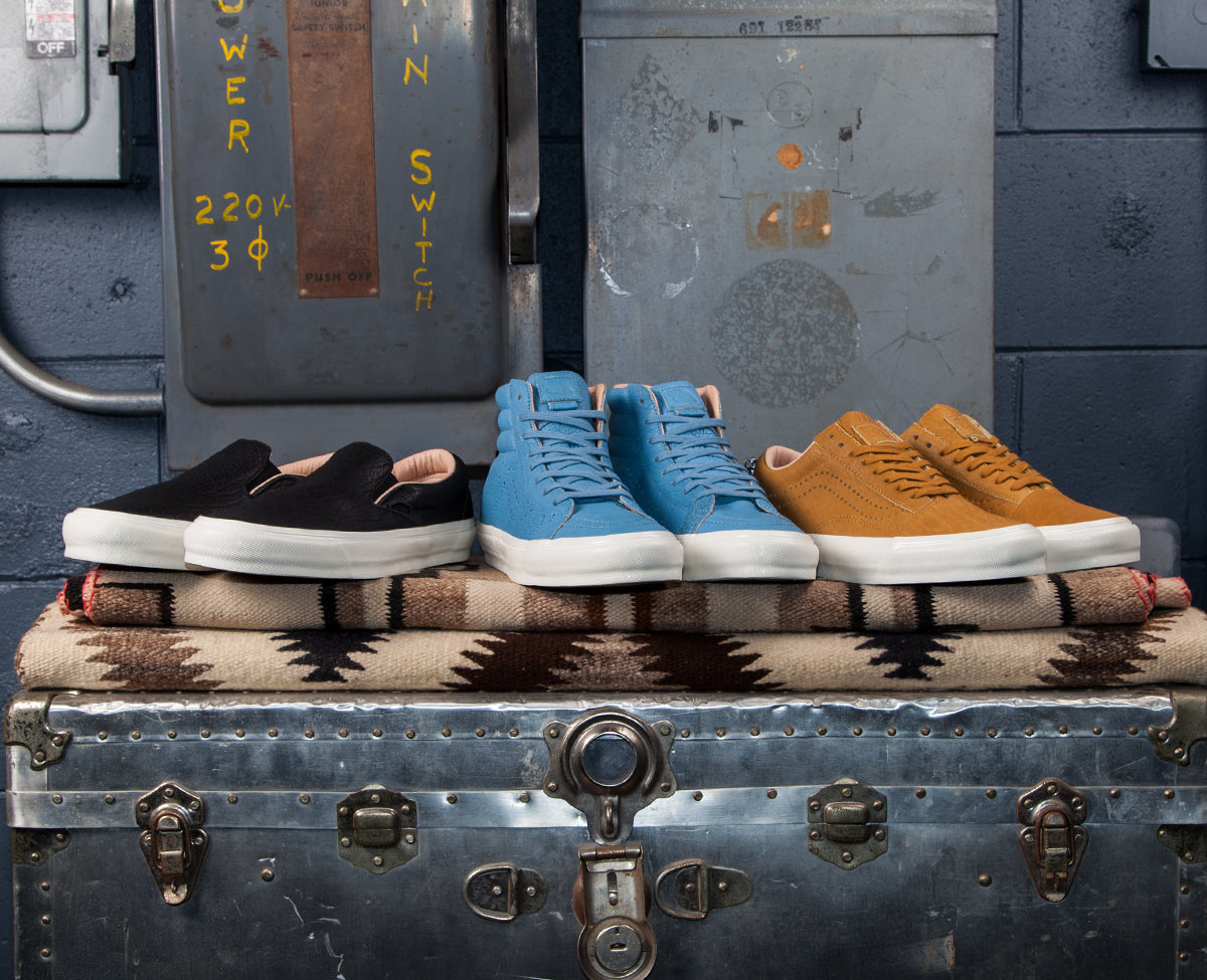 Vault by Vans x Proper - Tatanka Collection