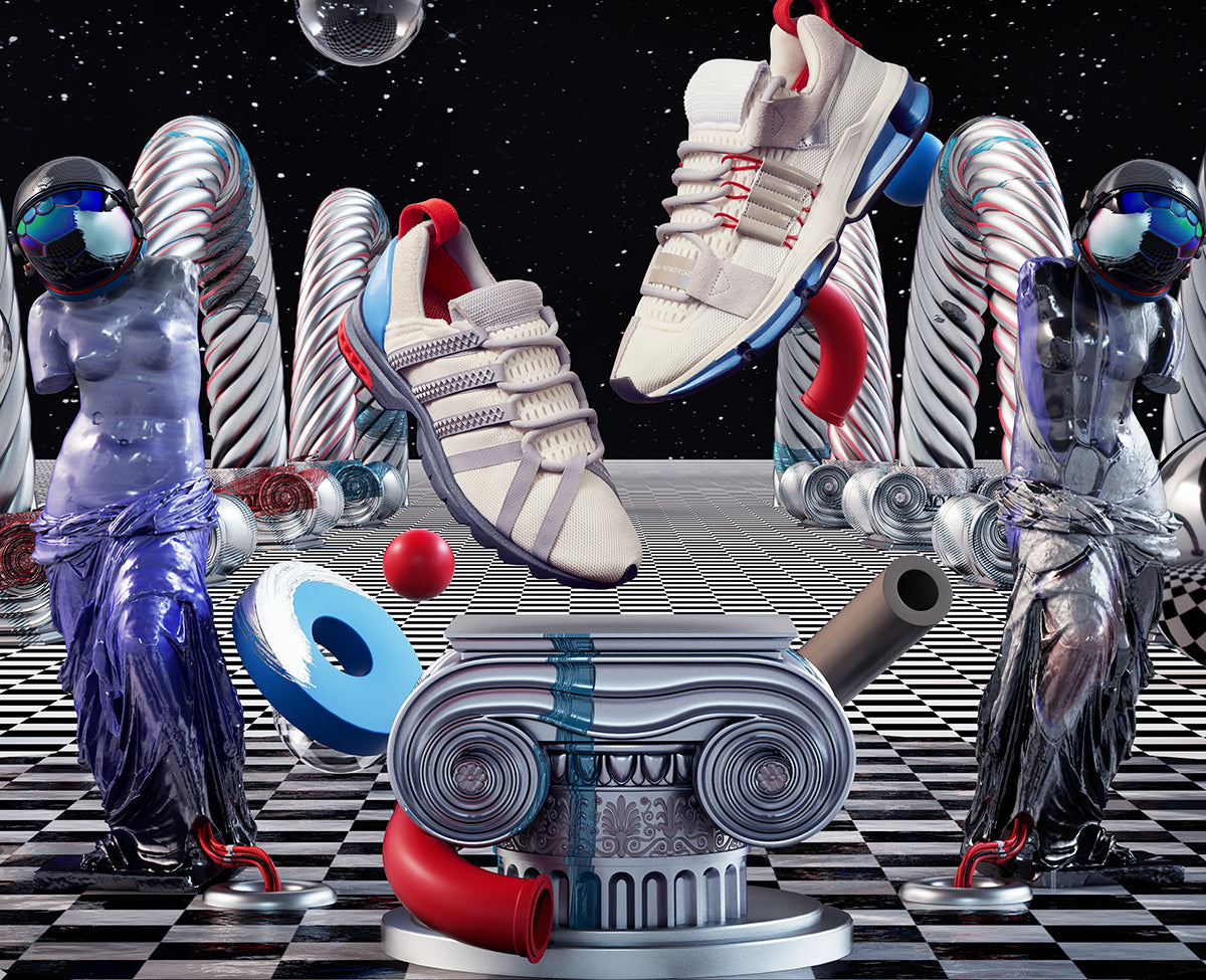 ADIDAS PARALLEL DIMENSION SERIES