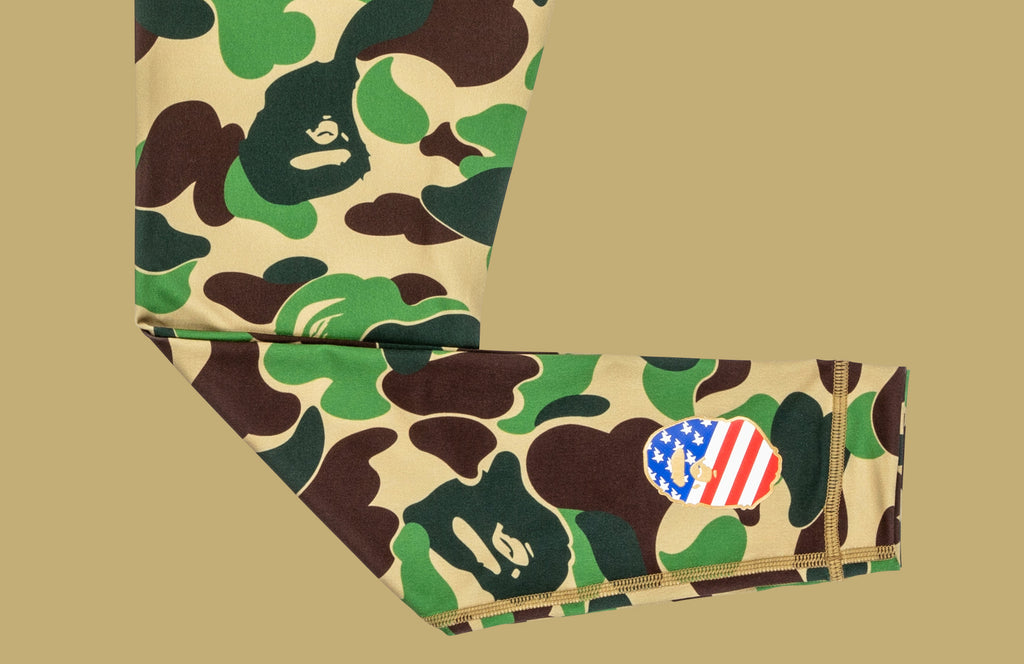 93539858edd6 adidas Football by BAPE® adizero Gloves – A seamless GripTack palm  featuring the BAPE® CAMO print and oversized SHARK graphic provides  unparalleled