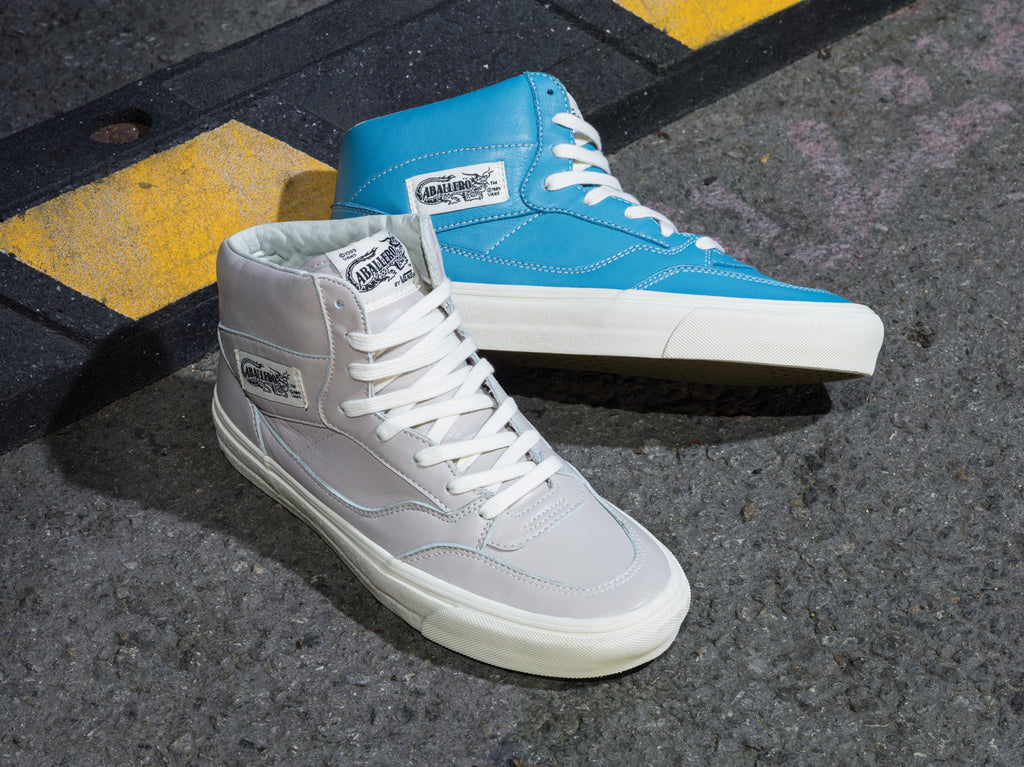 002d1c690d Originally released as a mid-top version of skateboarding s first-ever  signature pro model shoe—the Half Cab® was created in direct response to  the demands ...