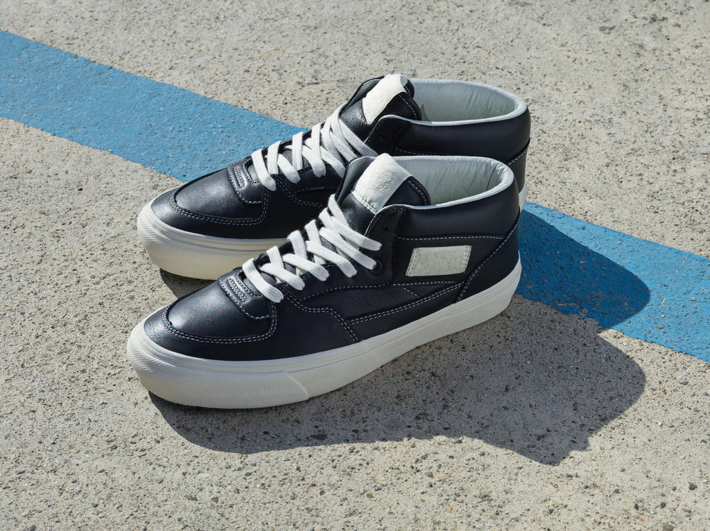 da4af723dc0 Vans listened and a new silhouette was introduced-the Half Cab. An icon was  born and countless other shoe companies would eventually go on to release  their ...