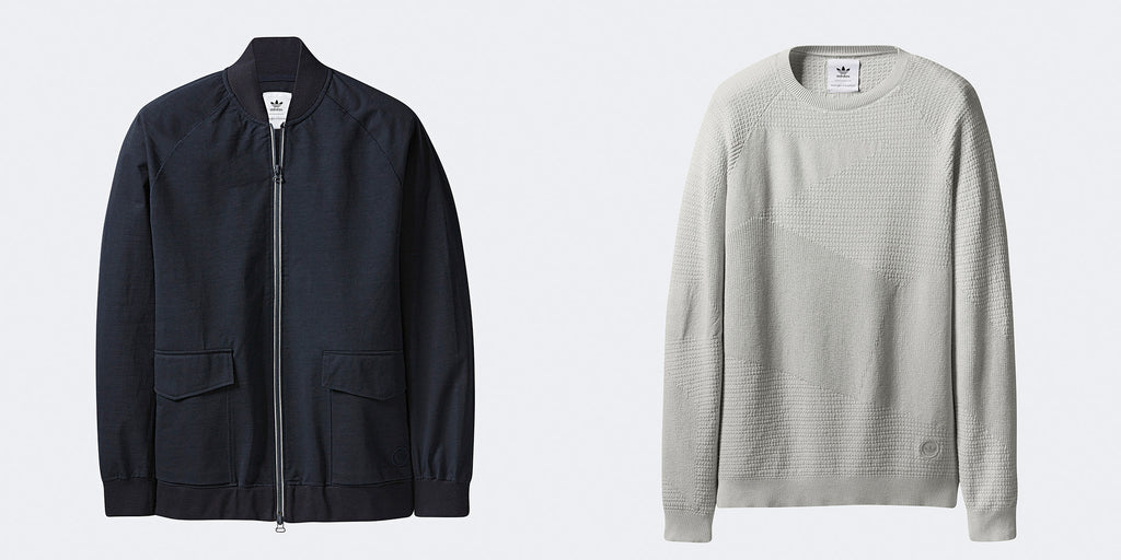 The collection s synthesis of classic tailoring and modern sportswear sees  the two brands delve ever deeper into the symbiosis of traditional  craftsmanship ... d0fd1059ee9a1