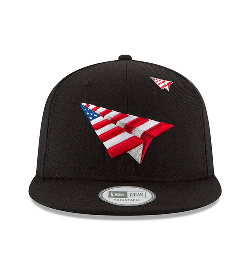 The Crown American Dream Snapback (Black)