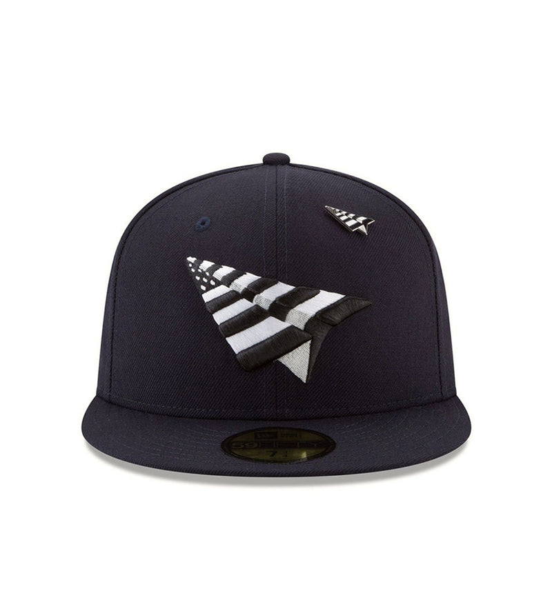 The Original Crown Fitted Hat (Navy)