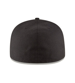 The Original Crown Fitted Hat (Black / Black)