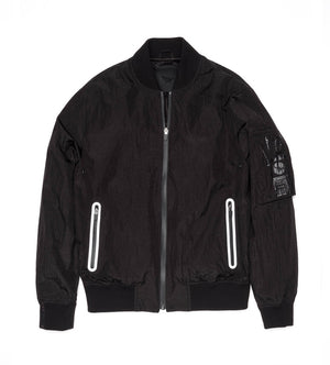 Midway Flight Jacket (Black)