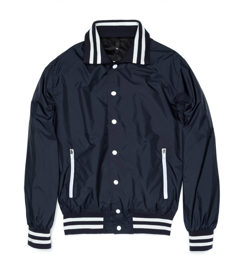 Wingman Collegiate Jacket (Navy)