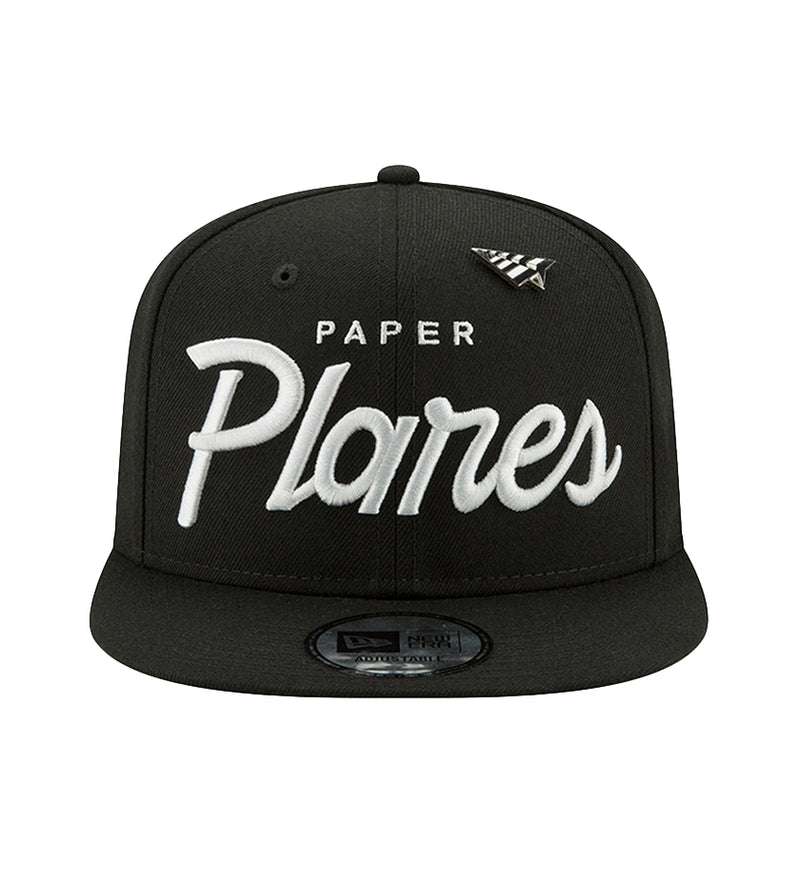 Blueprint Old School Snapback (Black)