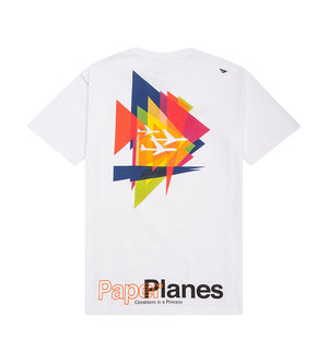Angels Oversized Tee (White)