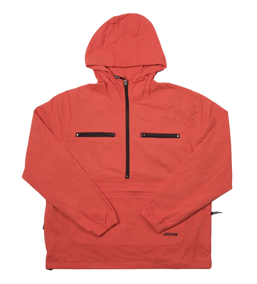 Big Pocket Anorak (Red)