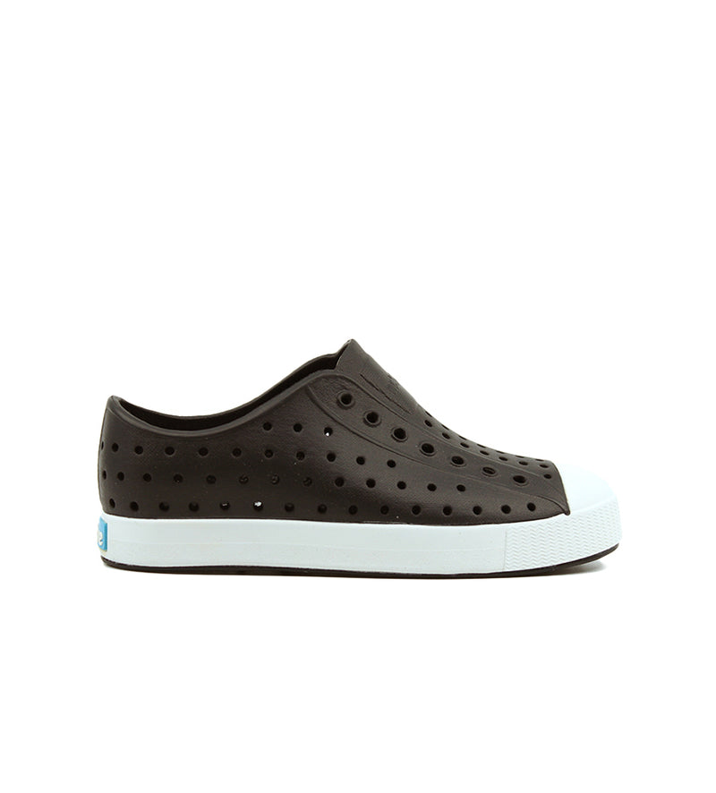 Jefferson Junior (Jiffy Black/ Shell White)