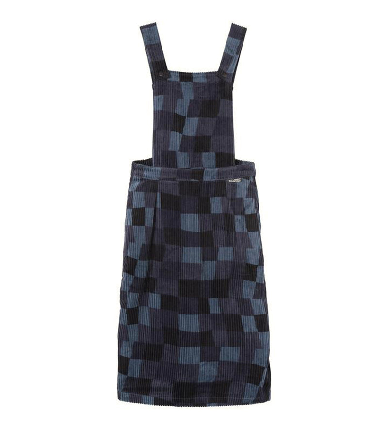 Gable Overall Dress (Multi)