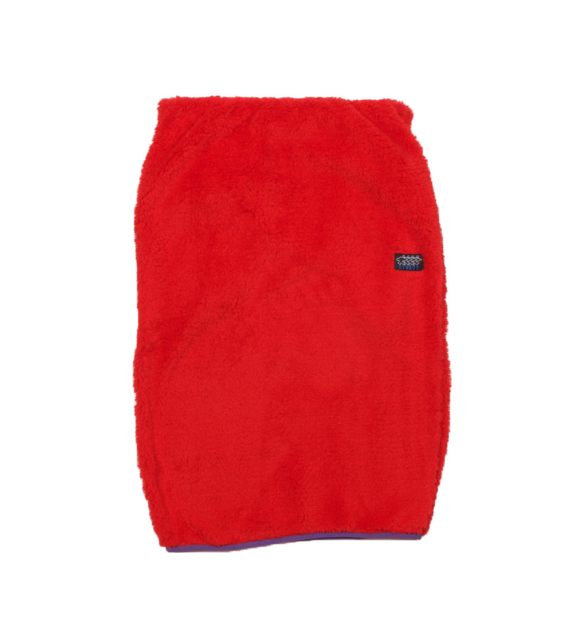 Cruzer Sherpa Skirt (Red)