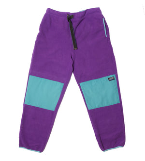 Summit Polar Fleece Pant (Purple)