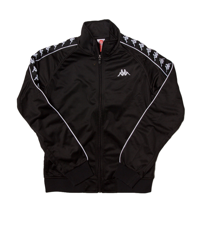 Women's 222 Banda Wanniston Slim Track Jacket (Black / Black)