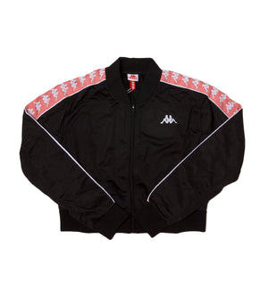 Women's 222 Banda Asber Crop Jacket (Black/Pink/White)