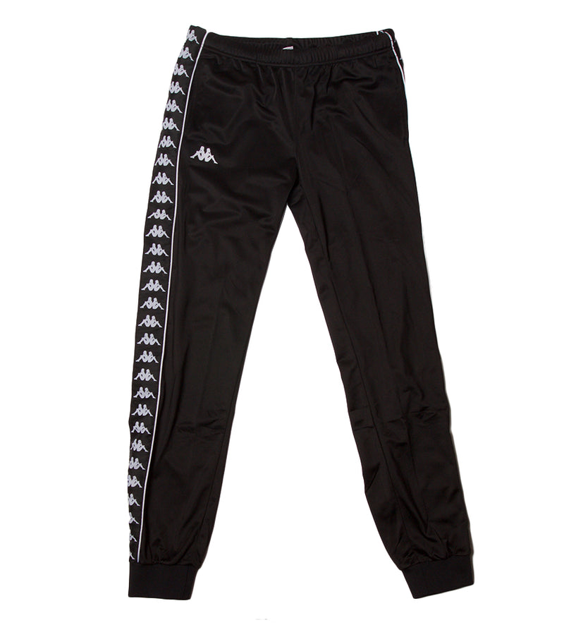 Women's 222 Banda Wrastoria Slim Trackpants (Black / Black)