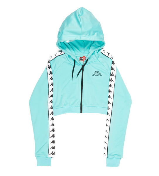 222 Banda Lady Arakli Jacket (Turquoise/White/Black)