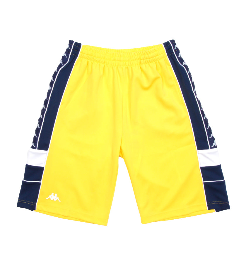 222 Banda Arawa Short (Blue Midnight / Yellow / White)