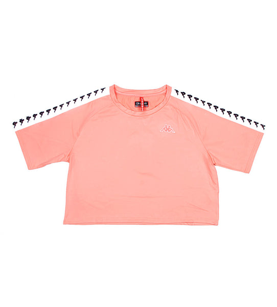 222 Banda Lady Atum Top (Pink/Dark Peach)