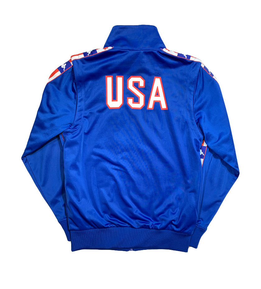 Authentic La Banir Track Jacket (Blue / Blue)