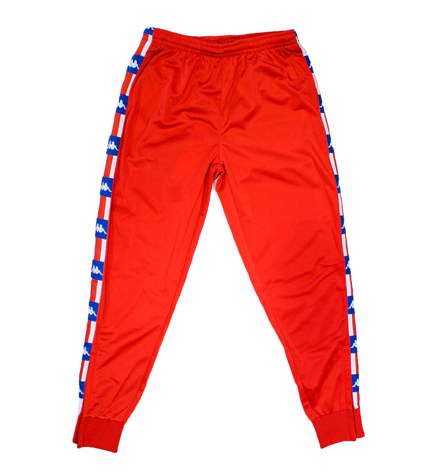 Authentic La Bergar Sweatpants (Red / Blue)