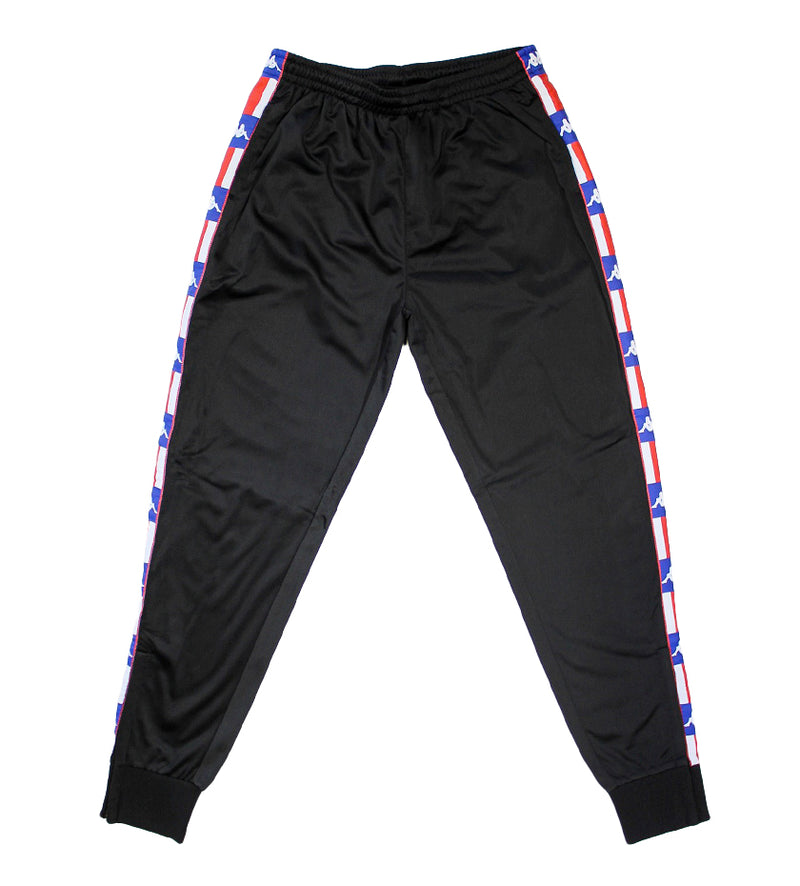 Authentic La Bergar Sweatpants (Black / Blue)