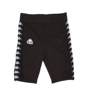 Women's 222 Banda Cicles Bike Shorts (Black / Black)