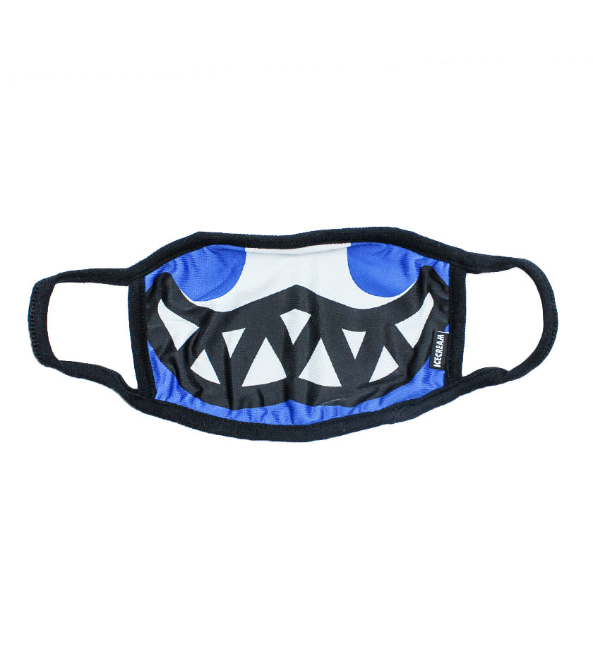 Grin Mask (Nautical Blue)