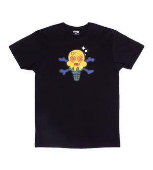 Wasted S/S Tee (Black)