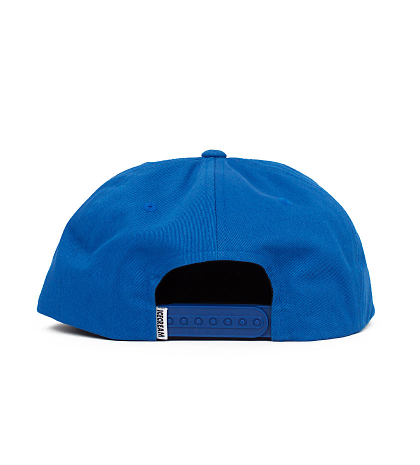Running Snapback Hat (Nautical Blue)