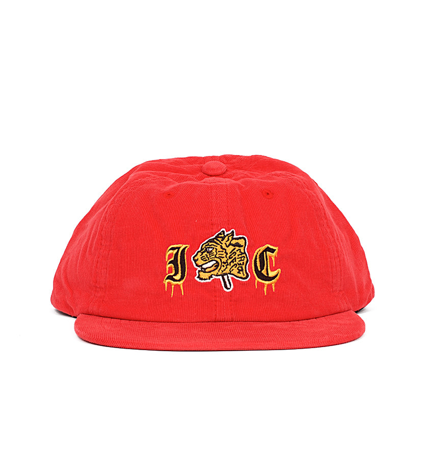 Eye See Tiger Polo Hat (Tango Red)
