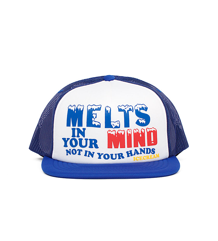 Mind Trucker Hat (White)
