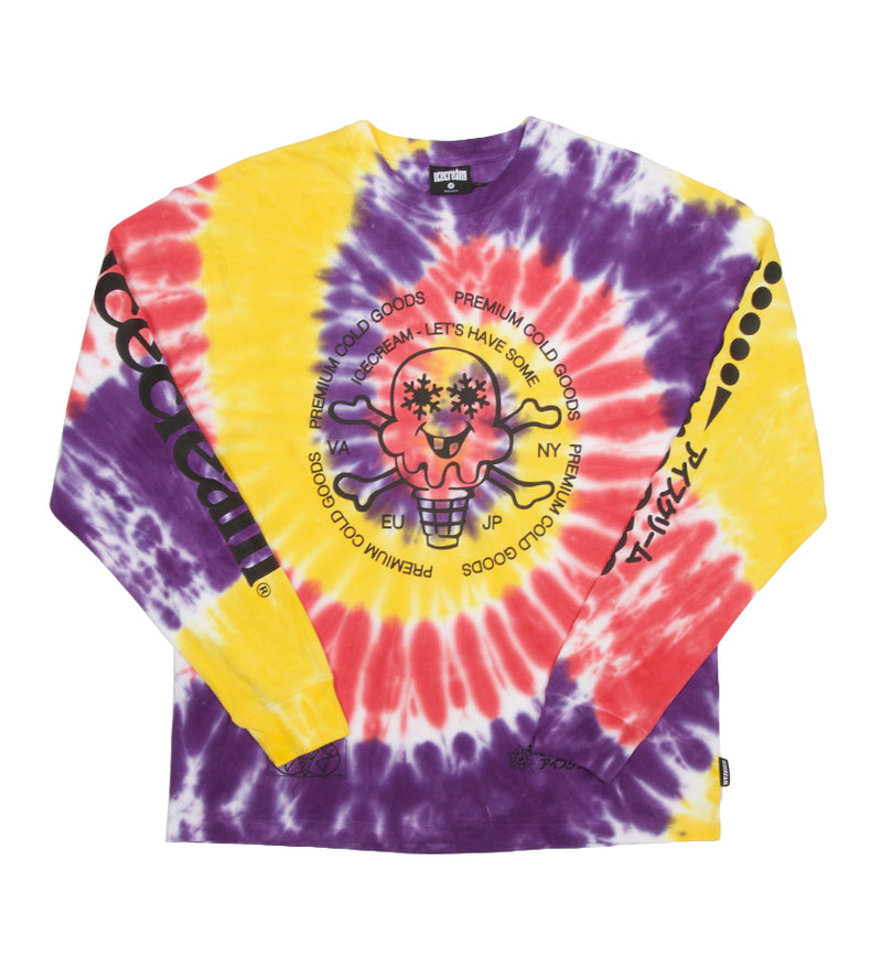 Cold Goods L/S Knit (Tie Dye)