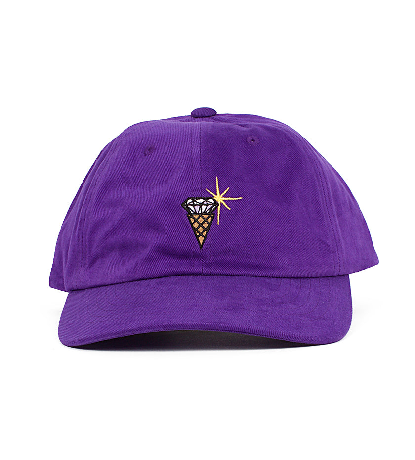 Bling Dad Hat (Prism Violet)