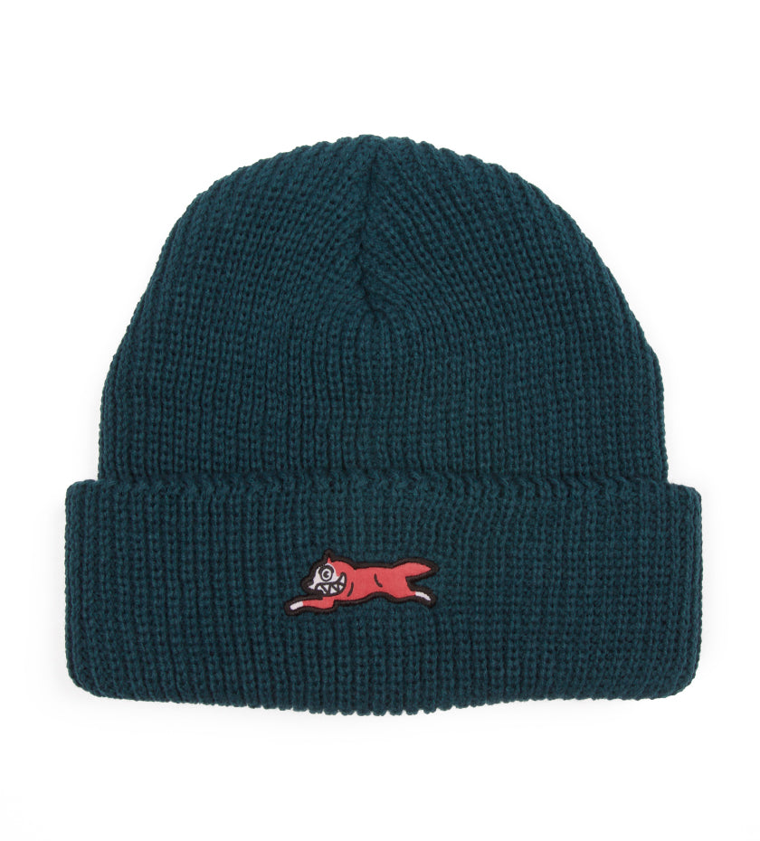 Colors Knit Cap (Deep Teal)