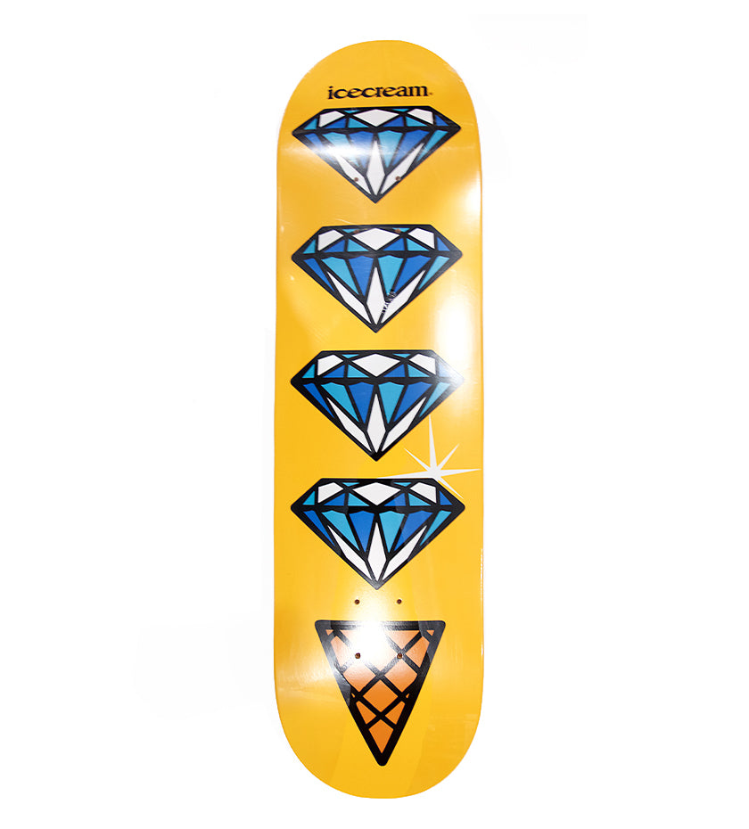 Quad Skatedeck (Spectra Yellow)