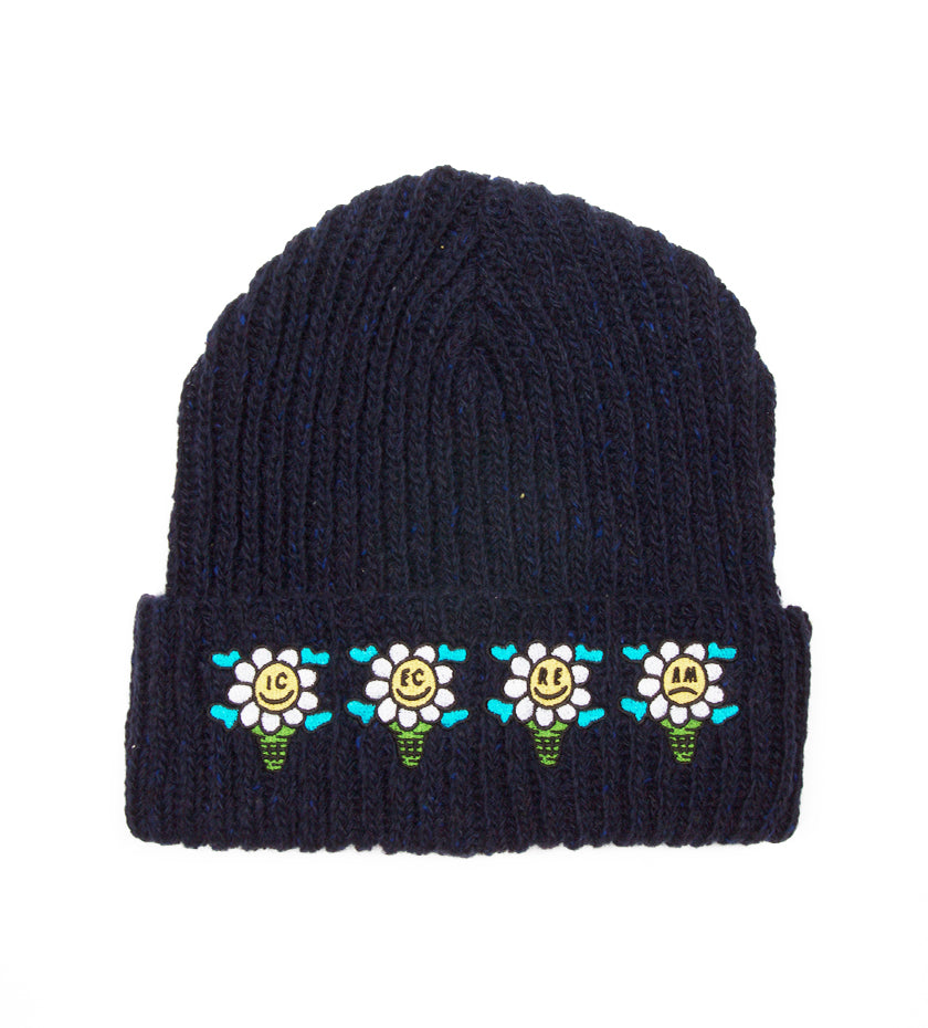 Speck Knit Hat (Dress Blues)