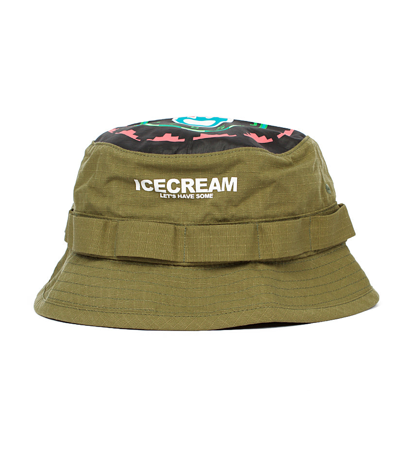 Army Bucket Cap (Vineyard Green)