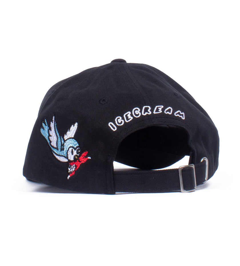 House Twill Hat (Black)