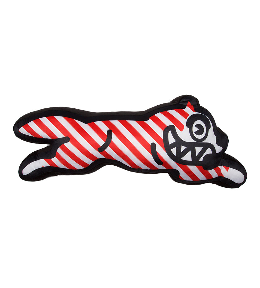 Striped Bass Pillow (White)