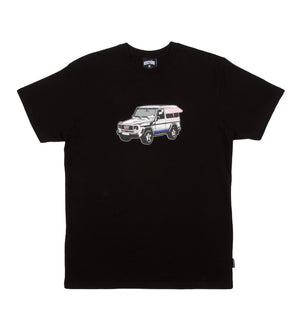Wagon G S/S Tee (Black)