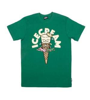 Friends S/S Tee (Pine Green)