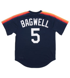 Jeff Bagwell 1991 Authentic Mesh BP Jersey Houston Astros