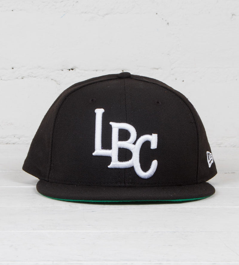 Cascade LBC New Era (Black/White)