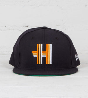 Racing H New Era (Navy/Orange/White)